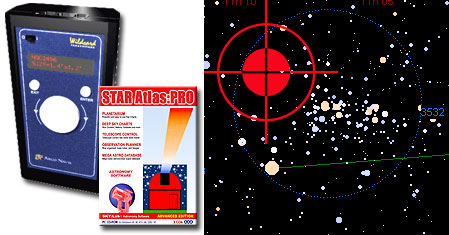 STAR Atlas:PRO and the Argo Navis Digital Telescope Computer